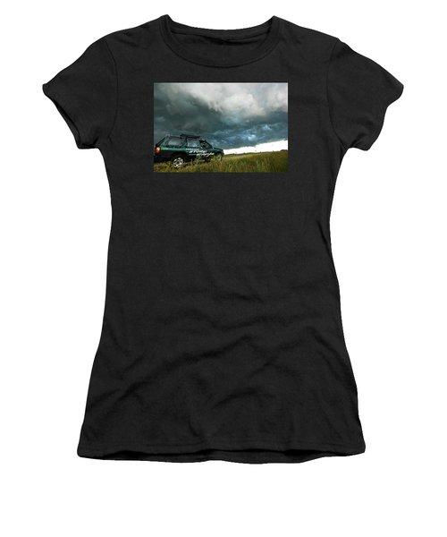 The Saskatchewan Whale's Mouth Women's T-Shirt