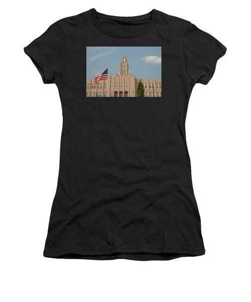 The School On The Hill Women's T-Shirt
