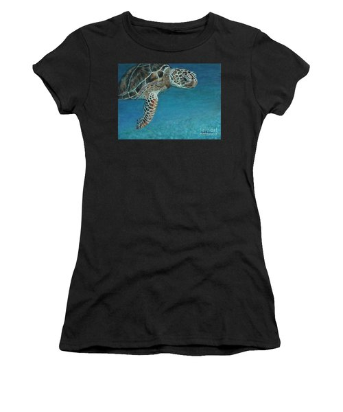 The Giant Sea Turtle Women's T-Shirt