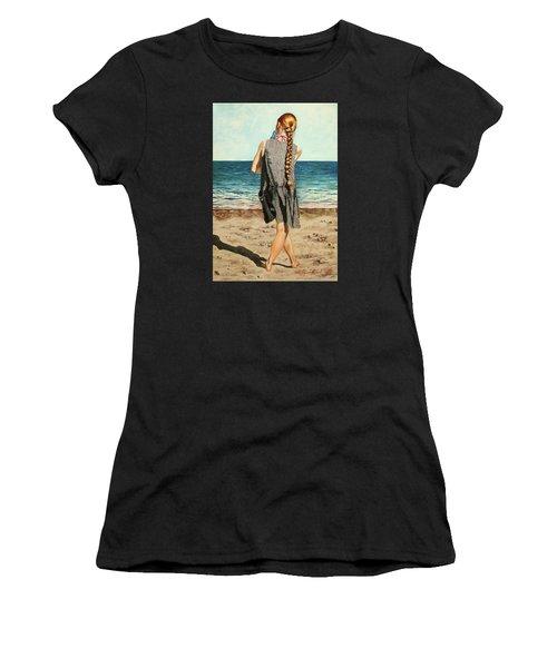 The Secret Beauty - La Belleza Secreta Women's T-Shirt (Athletic Fit)