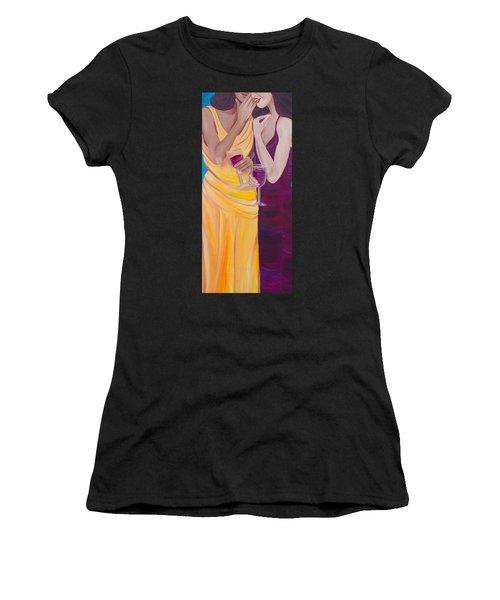 The Secret Women's T-Shirt (Athletic Fit)