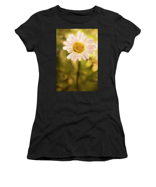 The Secret Language Of Flowers Women's T-Shirt (Athletic Fit)