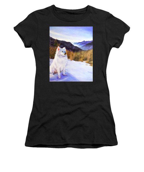 The Sentry Women's T-Shirt (Athletic Fit)