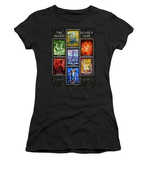 The Seven Deadly Sins Women's T-Shirt