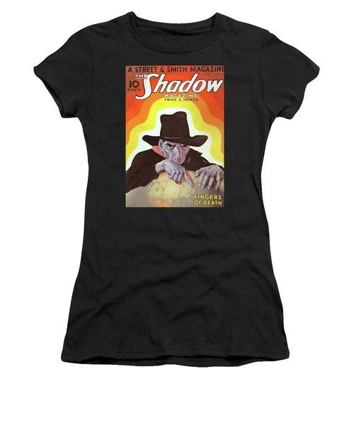 The Shadow Fingers Of Death Women's T-Shirt