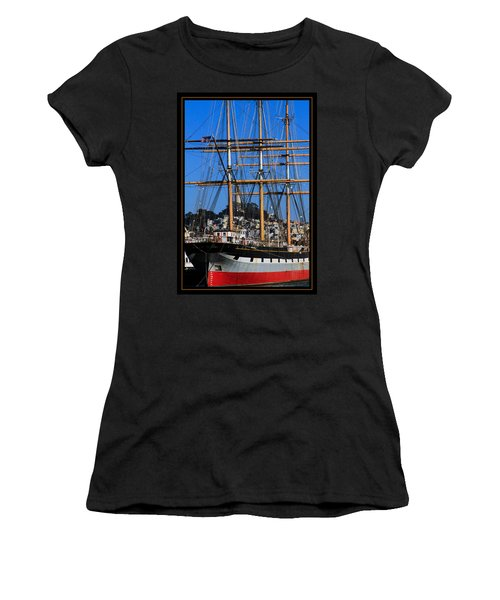 The Ship Balclutha Women's T-Shirt