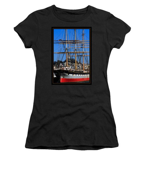 The Ship Balclutha Women's T-Shirt