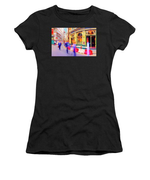 The Ship Women's T-Shirt (Athletic Fit)