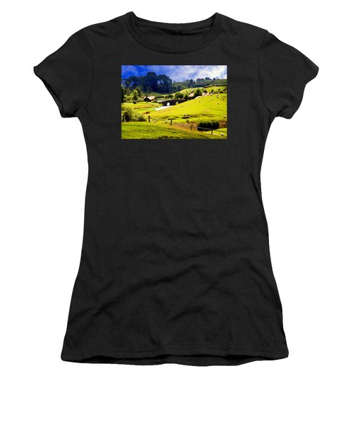 The Shire Women's T-Shirt (Athletic Fit)