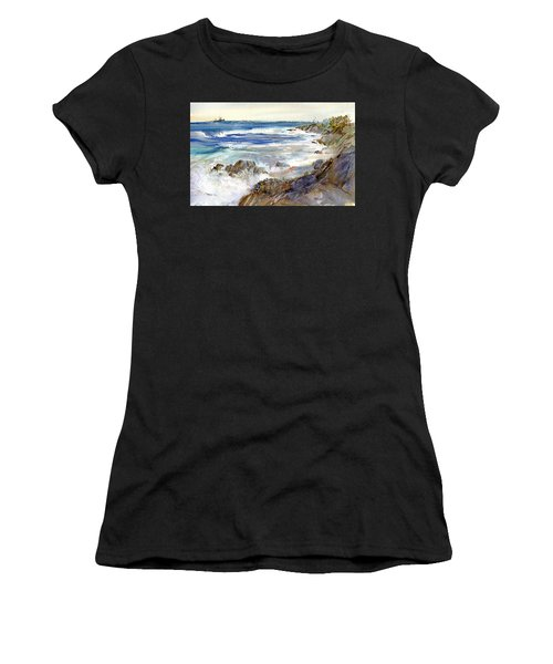The Shores Of Falmouth Women's T-Shirt