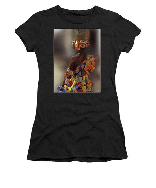 The Shoulder Of Africa Women's T-Shirt
