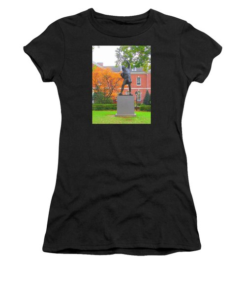 The Signer Women's T-Shirt (Athletic Fit)