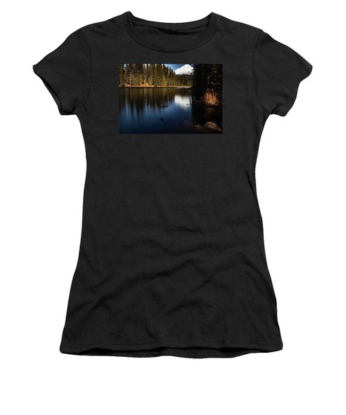 The Silence Of The Lake Women's T-Shirt