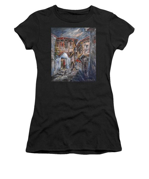 The Silent Street Iv Women's T-Shirt