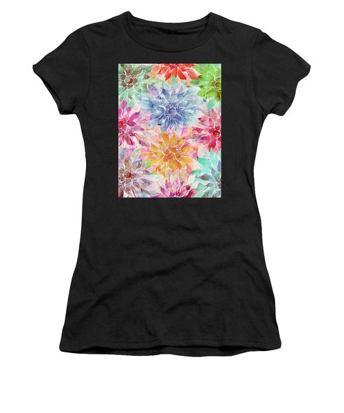 The Smell Of Spring 3 Women's T-Shirt (Athletic Fit)