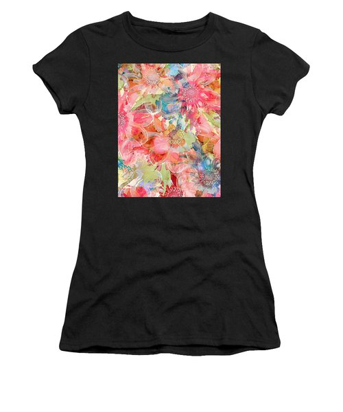 The Smell Of Spring Women's T-Shirt (Athletic Fit)