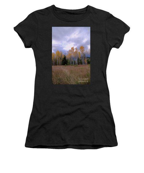 The  Song Of The Aspens 2 Women's T-Shirt