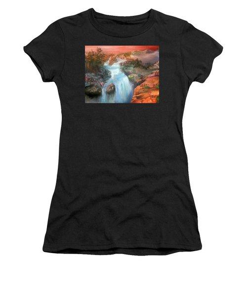 The Source Women's T-Shirt
