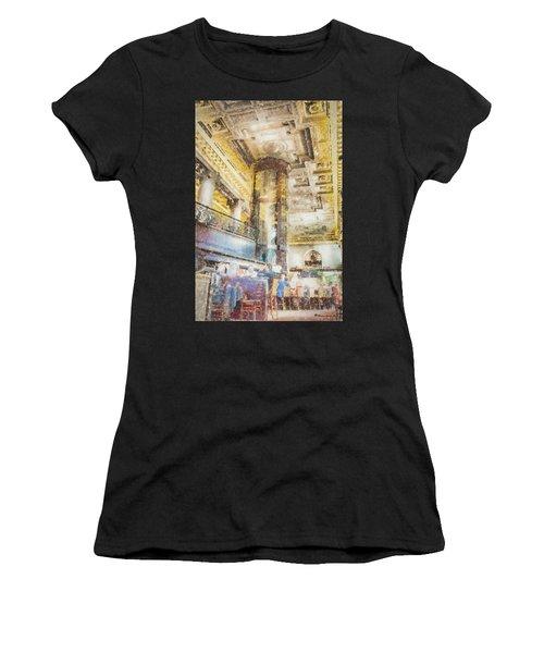 The Sprial Wine Cellar Women's T-Shirt