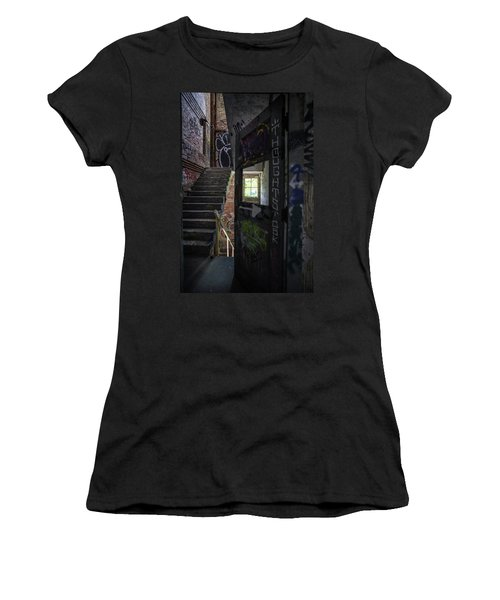The Stairs Beyond The Door Women's T-Shirt
