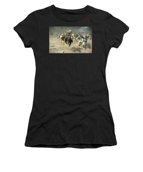 The Stampede, 1912 Women's T-Shirt