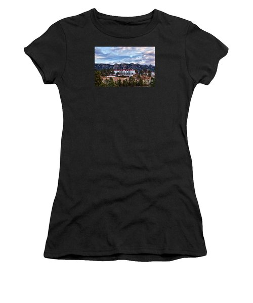 The Stanley Hotel Women's T-Shirt