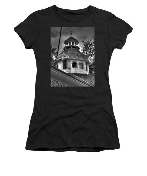 The Steeple Women's T-Shirt (Athletic Fit)
