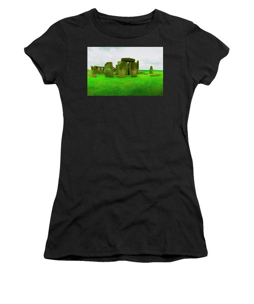 The Stones Women's T-Shirt (Athletic Fit)