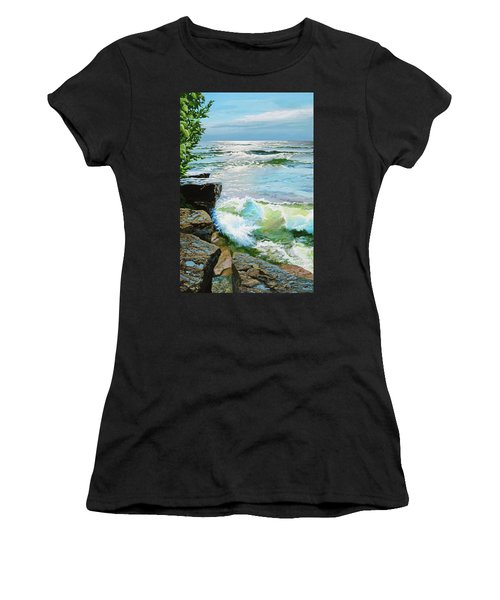 The Storm Is Gone Women's T-Shirt