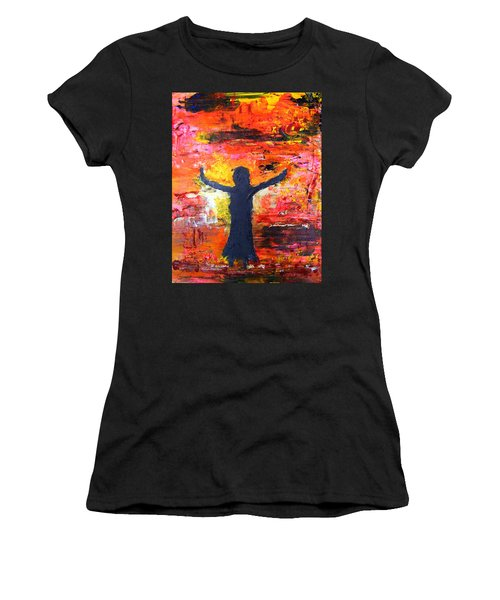 The Strength Of The Survivor 2 Women's T-Shirt (Athletic Fit)