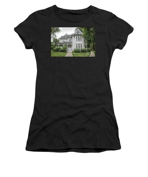 The Summer White House Women's T-Shirt (Athletic Fit)
