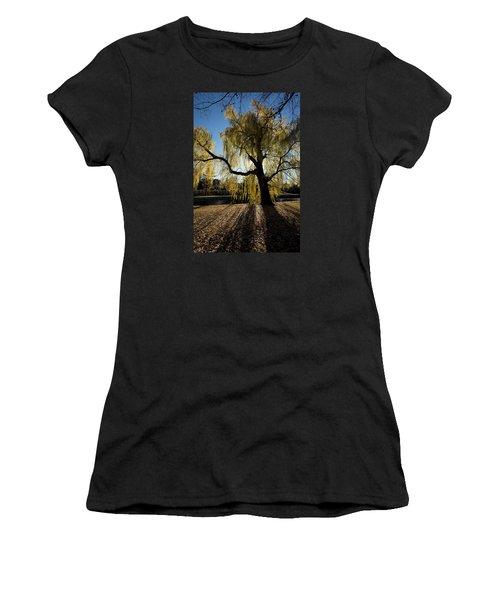 The Sun Goes Through Women's T-Shirt (Junior Cut) by Celso Bressan