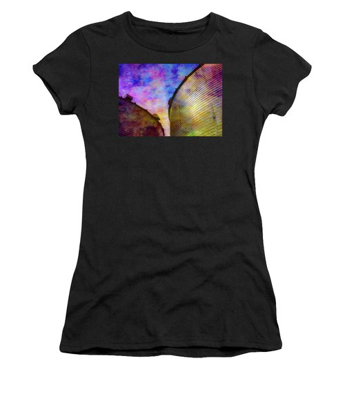 The Sun Sets The Stars Appear 4358 Idp_2 Women's T-Shirt