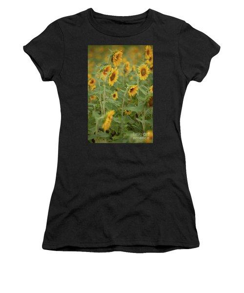 The Sunflower Patch Women's T-Shirt