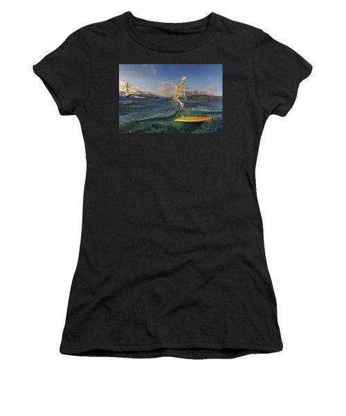 The Surf Roles Women's T-Shirt