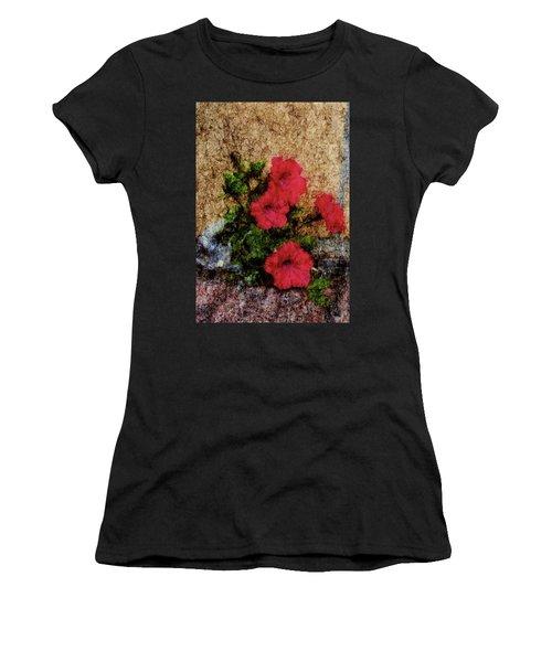 The Survivor Women's T-Shirt (Athletic Fit)