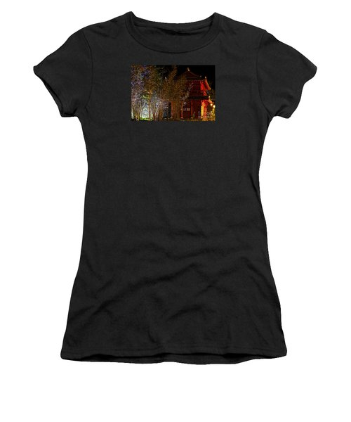 The Temple Women's T-Shirt (Athletic Fit)