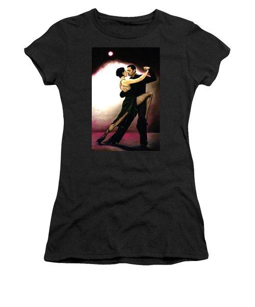 The Temptation Of Tango Women's T-Shirt