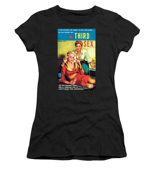 The Third Sex Women's T-Shirt (Athletic Fit)