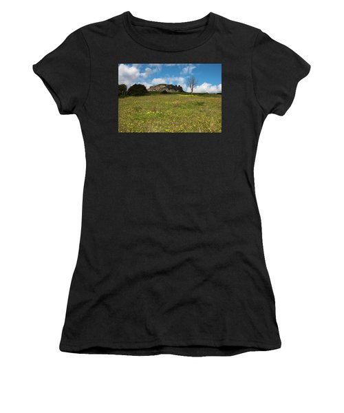 The Three Finger Mountain Women's T-Shirt