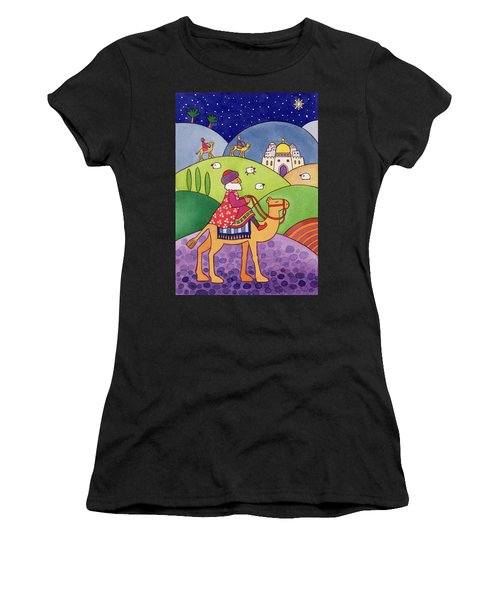 The Three Kings Women's T-Shirt (Athletic Fit)