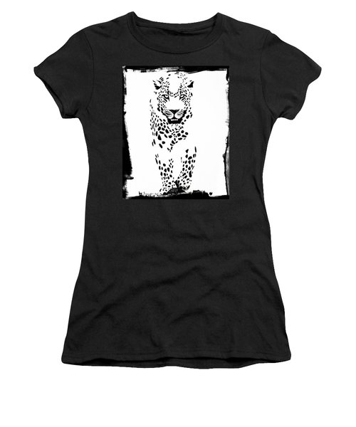 The Three Musketeers - Leopard Women's T-Shirt