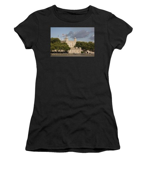 The Tower Of London. Women's T-Shirt (Athletic Fit)