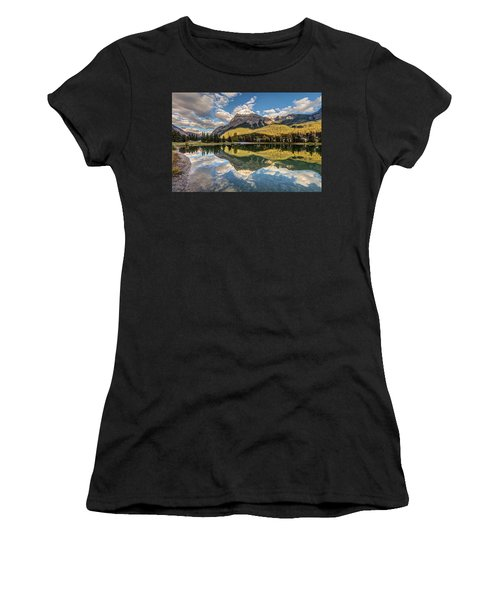 The Town Of Field In British Columbia Women's T-Shirt (Athletic Fit)