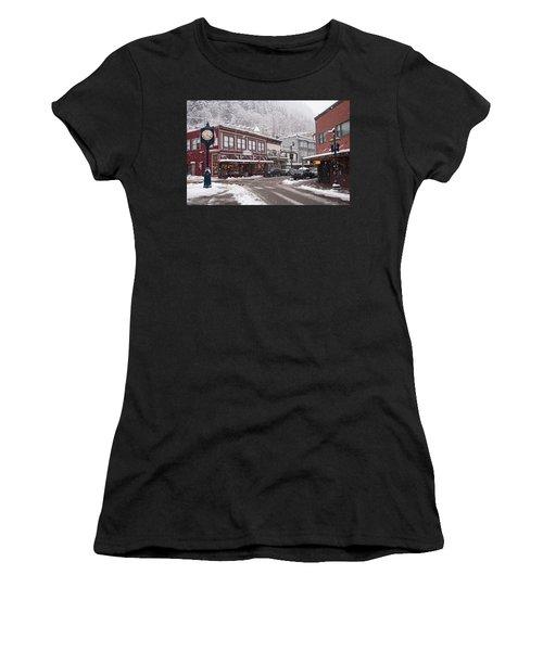 The Triangle Women's T-Shirt (Junior Cut) by Cathy Mahnke