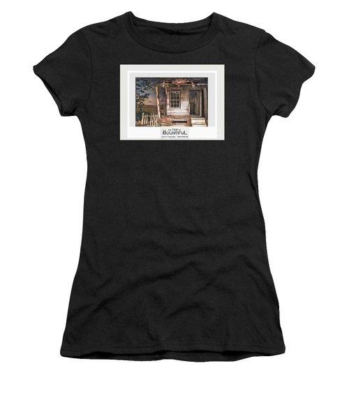 the Trip To Bountiful Women's T-Shirt