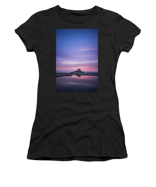 Women's T-Shirt featuring the photograph The True Colors Of The World 2 by Bruno Rosa