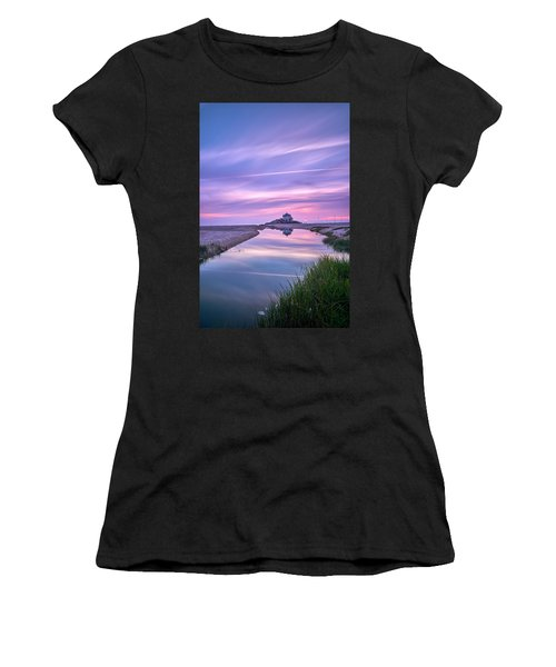 Women's T-Shirt featuring the photograph The True Colors Of The World by Bruno Rosa