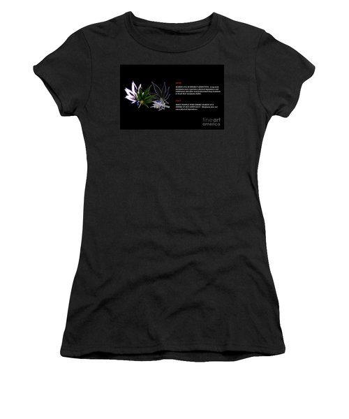 The Truth About Mary Jane Women's T-Shirt (Junior Cut) by Jacqueline Lloyd