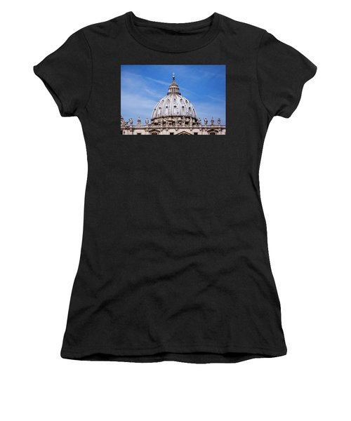 The Vatican Women's T-Shirt (Athletic Fit)
